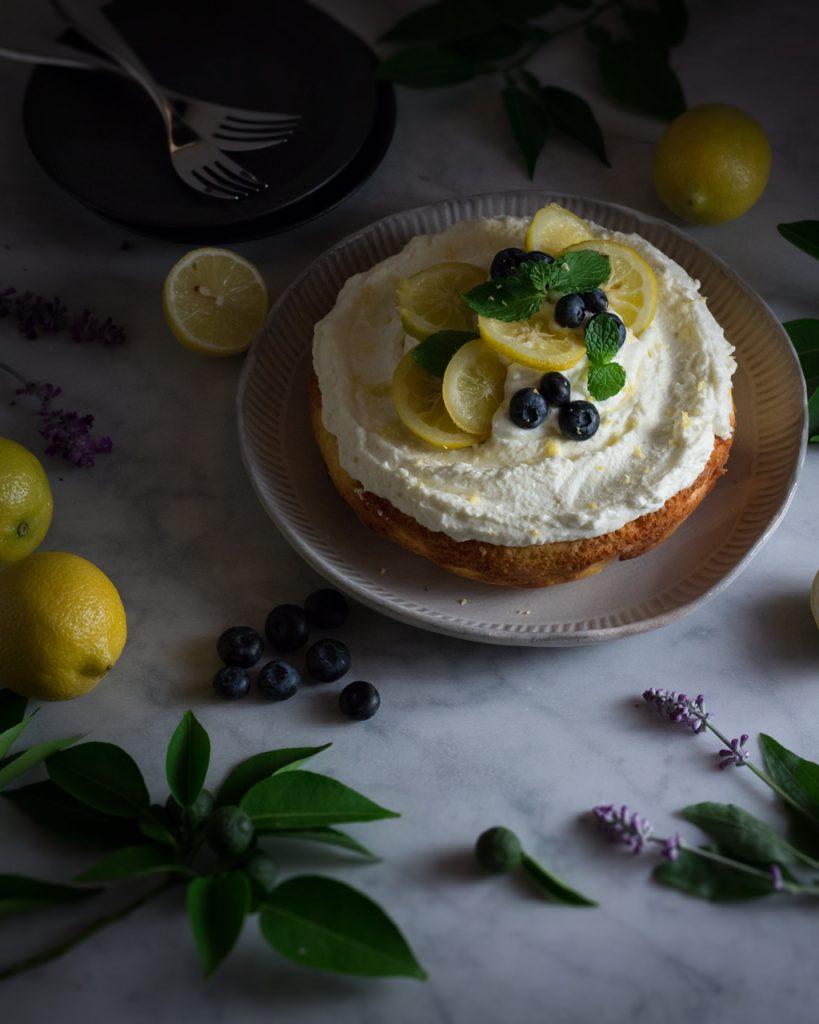 レモンケーキは夏の定番ケーキ